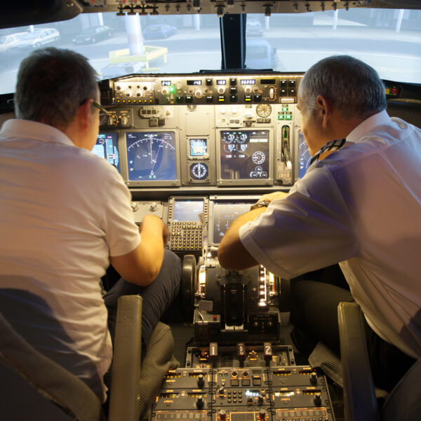 Flight Simulator course