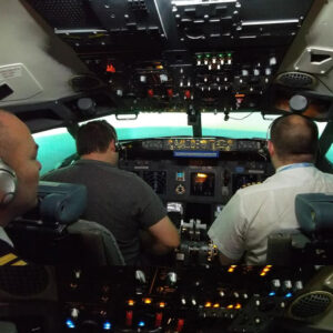 flight simulator 1