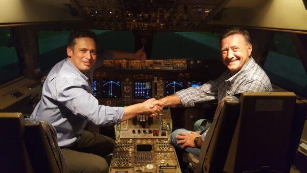 747 cockpit people