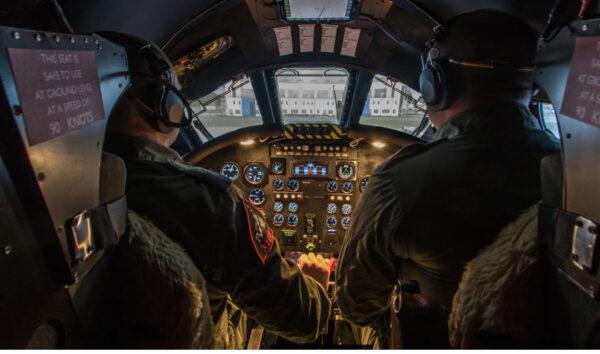 Vulcan Flight Simulator