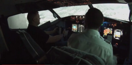 Full Length Film Of Your Flight Simulator Experience