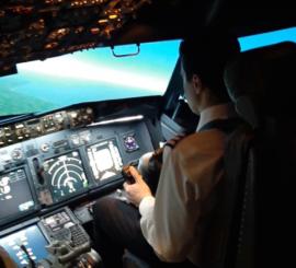 Virtual Aerospace: Largest Flight Simulator Experience
