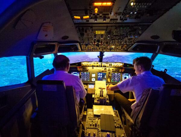 virtual aerospace simulator